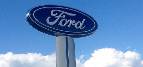 Ford – historia marki