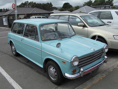 Pierwsze samochody