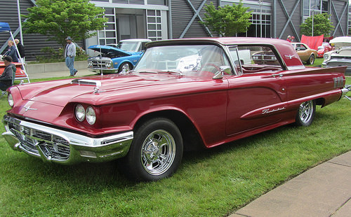 Szczególne amerykańskie auta