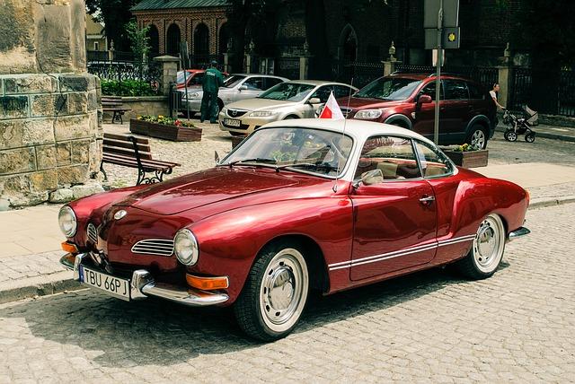 Cudowne auta z Ameryki