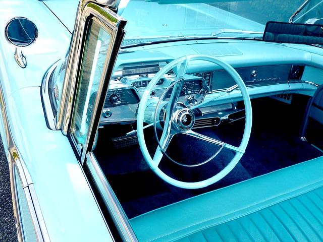 Ryzykowne wycieczki amerykańskimi autami