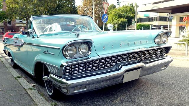 Amerykańskie auta