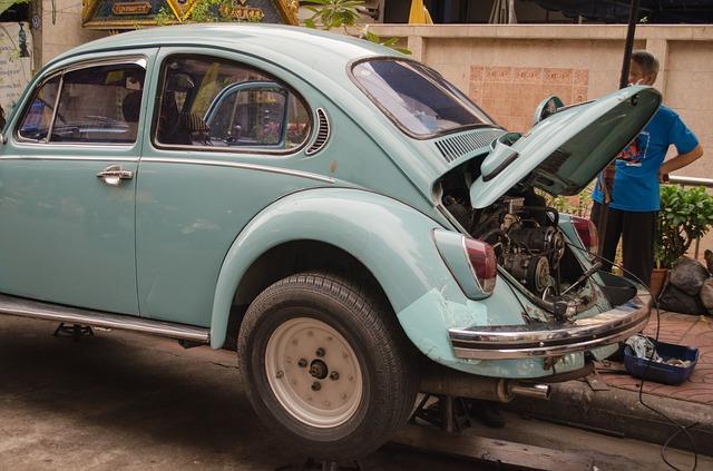 Naprawa amerykańskich samochodów